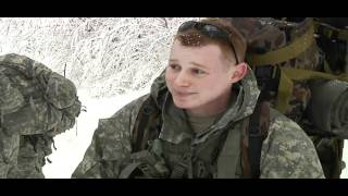 Interview with 4 members of 172nd about their winter training
