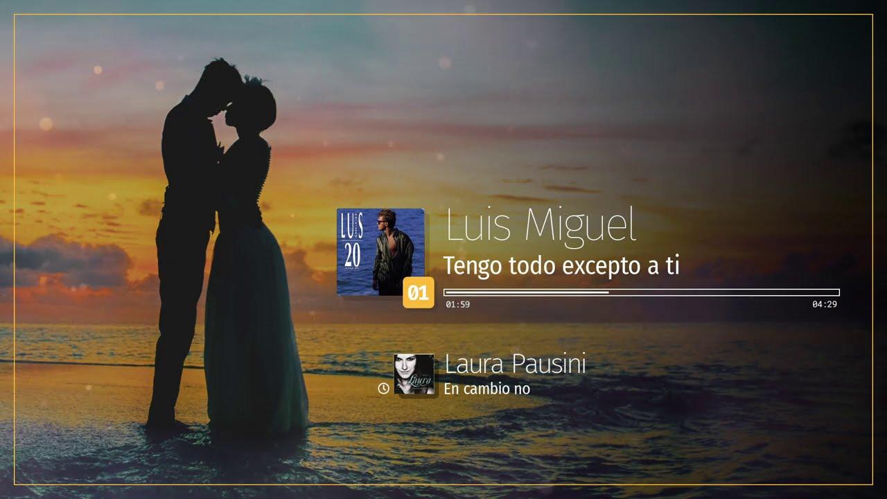 Amor Romántico Compilacion❤️