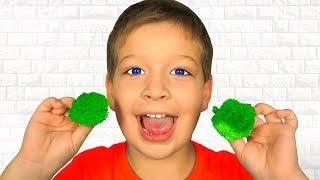 Johny Johny Si Papa - Canciones infantiles para niños con Max