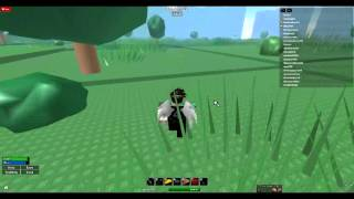 ROBLOX - Part 1 of Hunger Games by Ozzypig