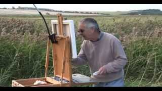 Oil Landscapes: Quick and Easy with Brian Ryder