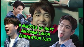 11 minutes of GOT7 Jinyoung Laugh Compilation 2020 Part 1
