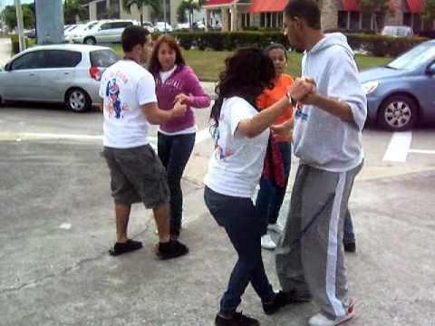 2012 CCHS Latin Rhythm Car Wash Street Performance Part 2