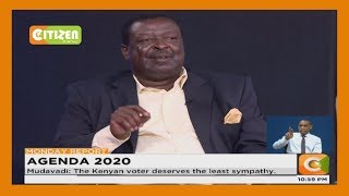 Musalia Mudavadi: If you think BBI is the silver bullet, you are mistaken