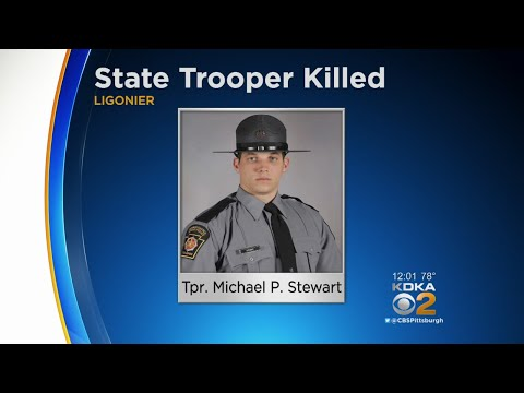 State Police Community Mourns Trooper Killed In Crash