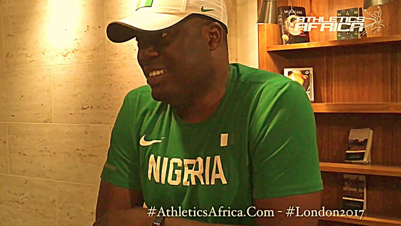 Interview: VP, Athletics Federation of Nigeria, Olamide George, on vision, focus of 2017 AFN board