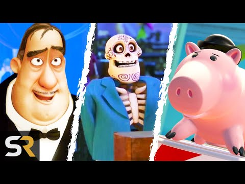 Why This Actor Is In Every Single Pixar Movie