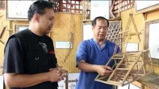 รายการเจาะสนามนก ออนทีวี ตอน ไก่ พระองค์ดำ บานาน่า (พิพิธภัณฑ์จ่าทวี)