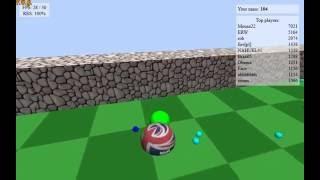 Agar io (Агарио 3д играть) - прохождение игры