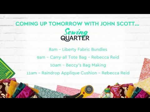 Sewing Quarter - 19th January 2018