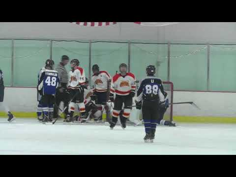 11 19 17 TVBD HS D2 vs Cupertino Cougars 3rd Period