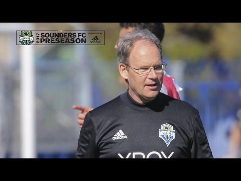 Interview: Brian Schmetzer on arriving in Charleston ahead of Carolina Challenge Cup