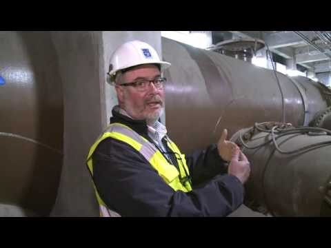 Cleveland Sewer Project Tour