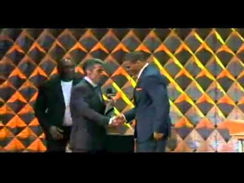 Cam Newton ESPN Maxwell Award Presentation