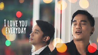 Enda & Oncy – I Love You Everyday | Official Music Video