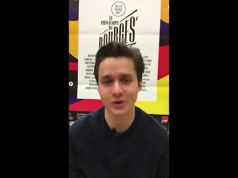 Printemps de Bourges : Tim Dup en Interview Expressde YouTube · Durée:  1 minutes 26 secondes