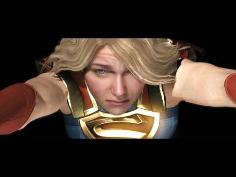 Supergirl TV Series Intro (Injustice 2 Edition)
