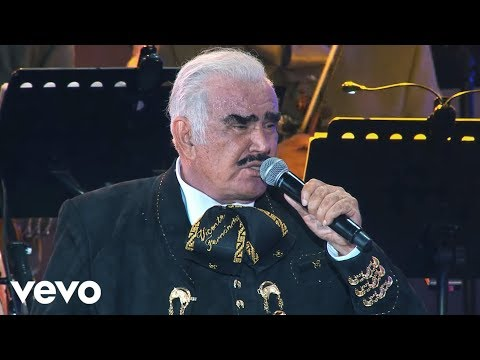 Vicente Fernández - No Volveré (En Vivo)[Un Azteca en el Azteca] ft. Alejandro Fernández from YouTube · Duration:  3 minutes 41 seconds