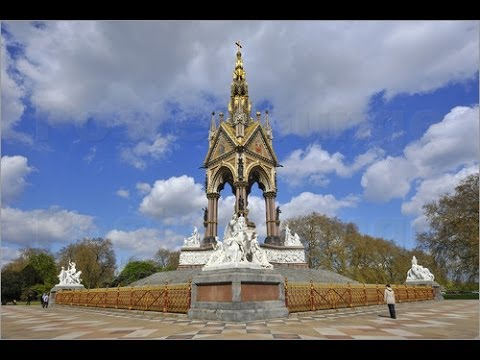 Prinz Albert Memorial - London