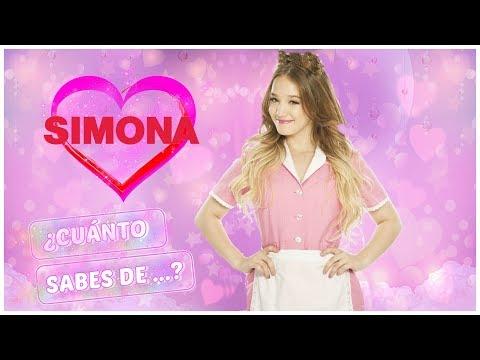 ¿Cuánto sabes de Simona?  TEST  ¡ADELANTE!   SIMONA VA ...