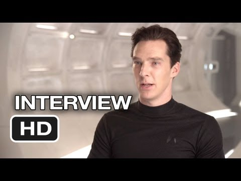 Star Trek Into Darkness Interview - Benedict Cumberbatch (2013) - Chris Pine Movie HD
