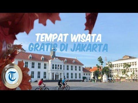 7 Tempat Wisata Gratis Di Jakarta, Spot Foto Instagramable Untuk Liburan Akhir Pekan