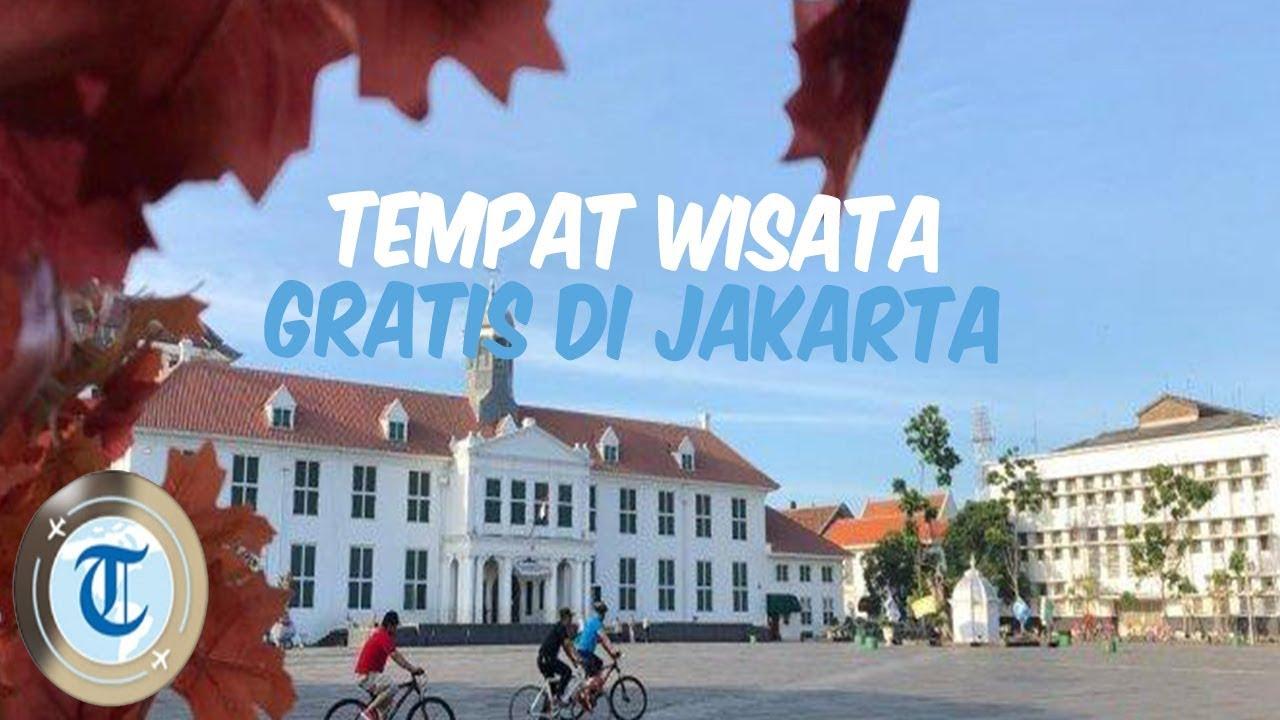 7 Tempat Wisata Gratis Di Jakarta Spot Foto Instagramable Untuk Liburan Akhir Pekan