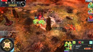 Last Stand: The most broken build ever, Necron glitch lord. [Patched]