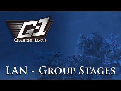 Orange vs DK - G-1 League 2013 playoffs - group