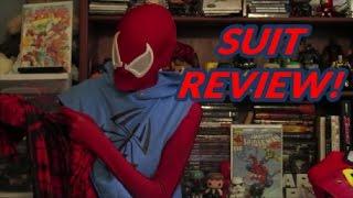 Sensational Spider-Man Zentai Zone Review