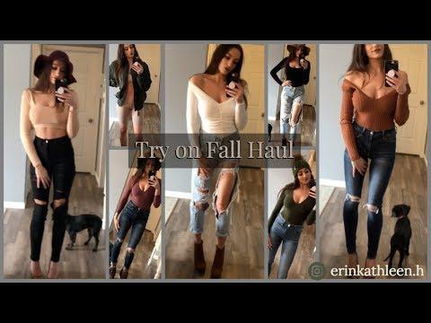 It's a Haul :  FALL OOTD Fash & Fashionnova TRY ON HAUL. http://bit.ly/2GPkyb3