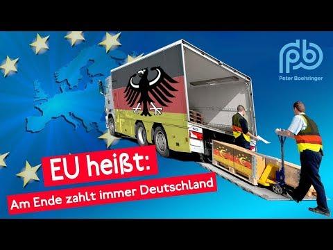 """EU heißt: Am"