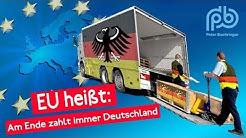 """"""" EU heißt: Am Ende zahlt immer Deutschland!"""" – Peter Boehringer spricht Klartext (71)"""