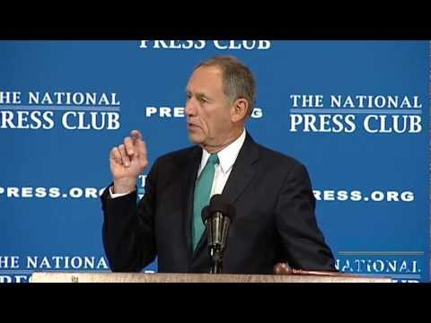 "NPC Luncheon with Dr. Delos ""Toby"" Cosgrove - YouTube"