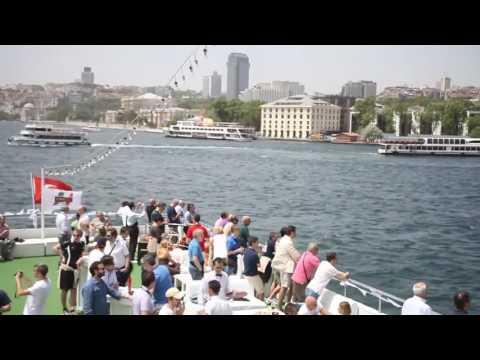 Istanbul Bosphorus Cruise Dinner