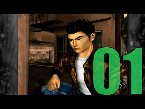 Shenmue: Endurance Run - Part 01