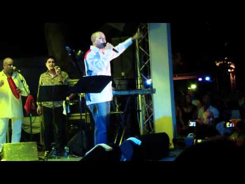 Isaac Delgado - Roma Central Park 28-7-2011