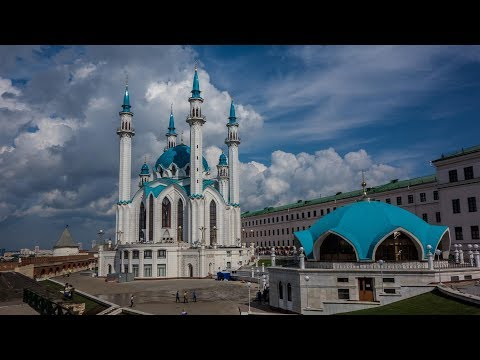 Motorcycle Trip to Mongolia, Part 19 - Long and boring ride, but great time in Kazan