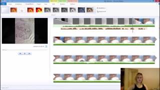Видео для начинающих как редактировать видео на Movie Maker