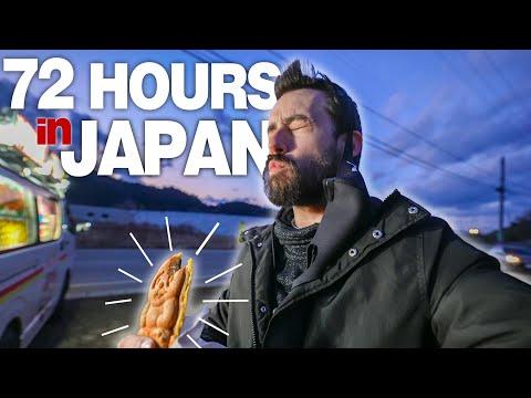 Spending 72 Hours on Japan's Coast