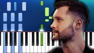 Calum Scott - No Matter What Piano Tutorial