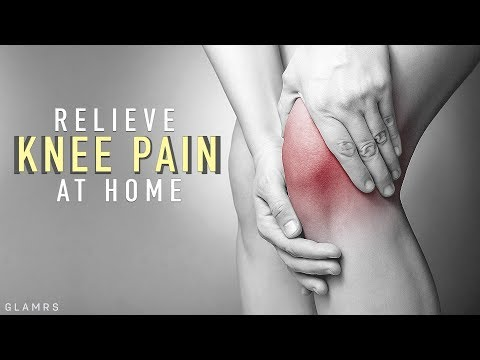How To Get Rid Of Knee Pain At Home | Natural Remedy