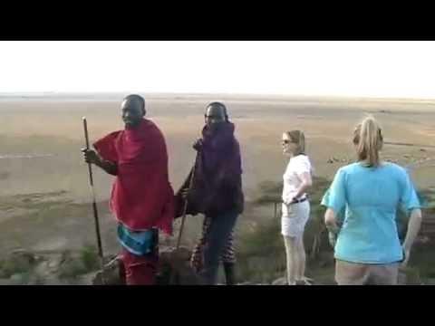 African Safari 3 - Olduvai Camp Walking Safari with Maasai Guides