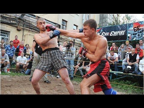 Сварог против Боксера, Стрелка 1