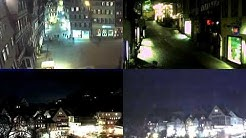 Timelapse Webcams - Tuebingen