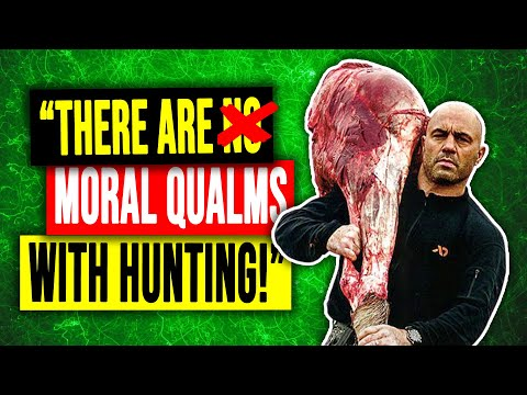 Vegan DESTROYS Joe Rogan's BS