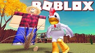 "Roblox | CHГљ GГЂ CHIбєѕN BUГЉ ДђUГЉ NHбє¤T NГ""NG TRбєI - Chicken Simulator | KiA PhбєЎm"