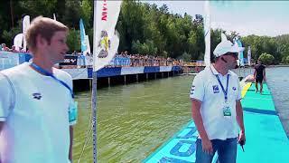 Первенство России по плаванию на открытой воде 2019. День 3
