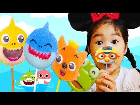 Boram Play With Baby Shark Chocolate