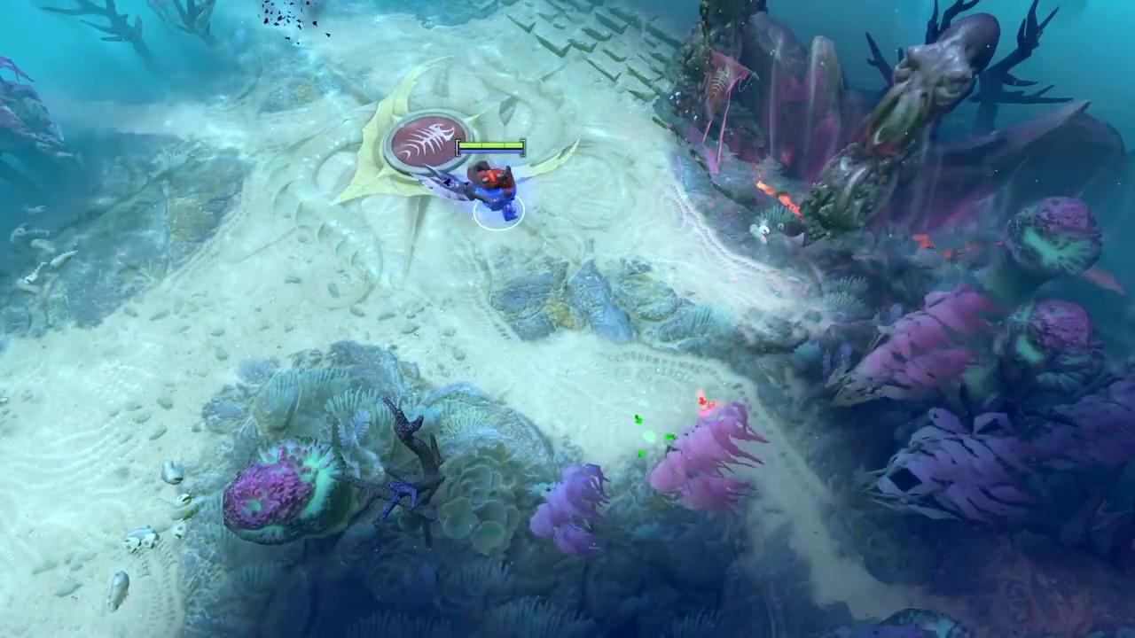 Bildergebnis für reefs edge map